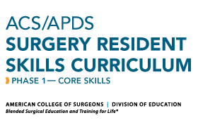 ACS/APDS Phase 1 - Core Skills